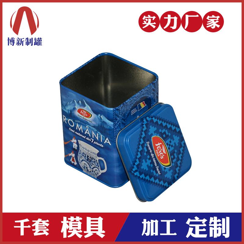 咖啡铁盒-咖啡豆包装盒