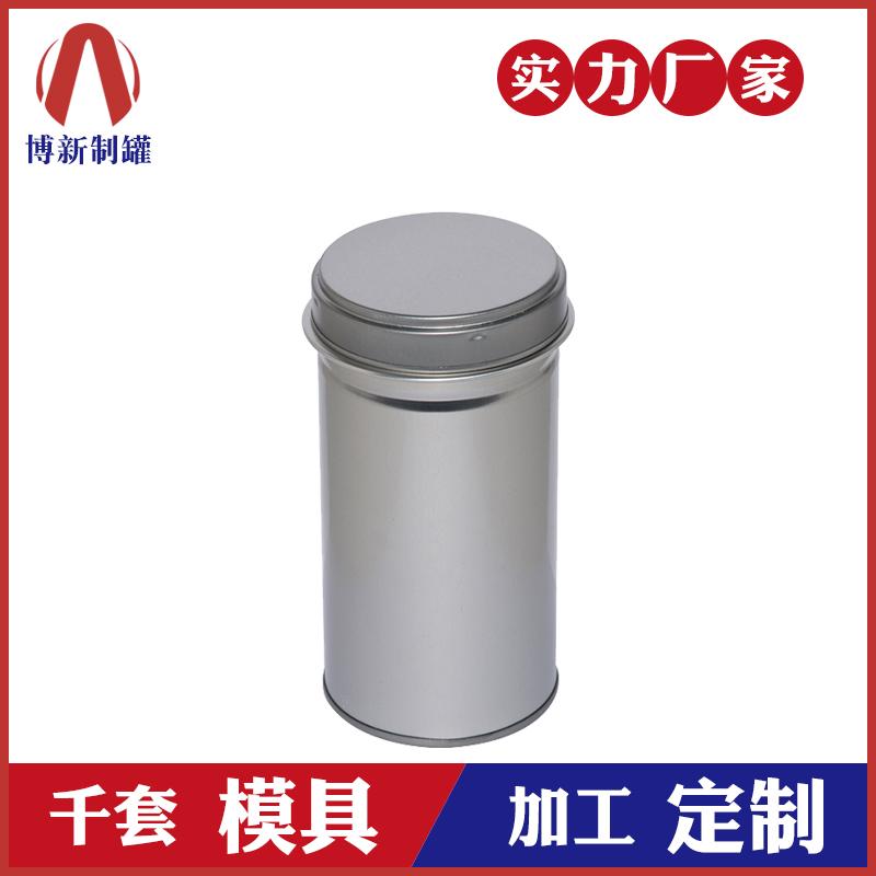 圆形马口铁罐-通用食品铁罐定制