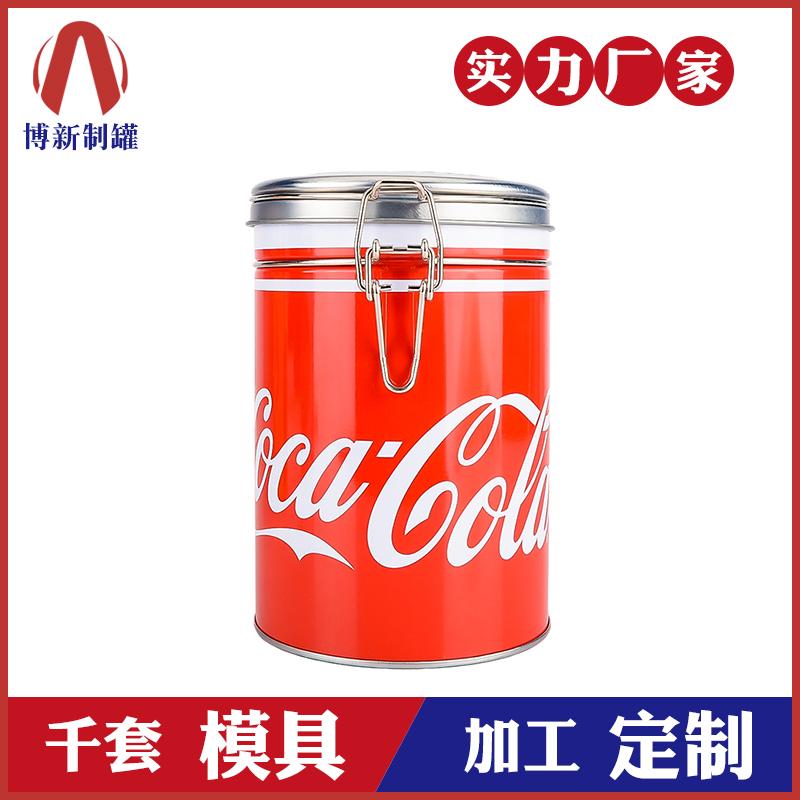 马口铁咖啡罐-铁线扣马口铁罐
