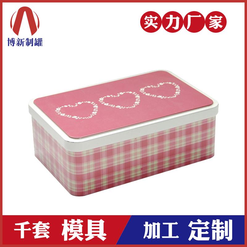 面膜铁盒厂家-方形马口铁面膜铁盒