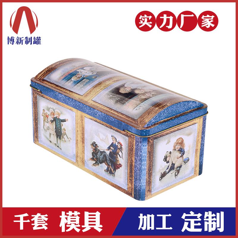 礼品铁盒-长方形马口铁盒