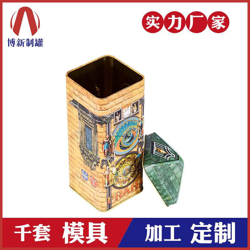 礼品包装铁盒-复古铁罐定制