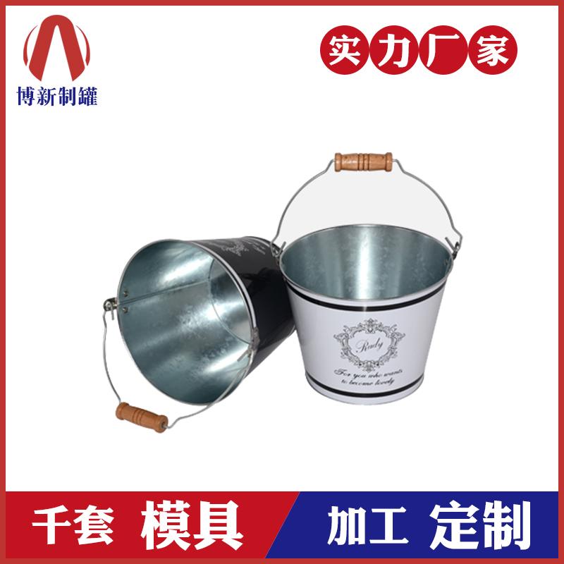 镀锌铁冰桶-圆形金属铁桶