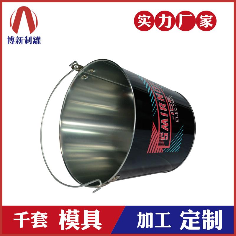 冰桶定做-圆形马口铁桶