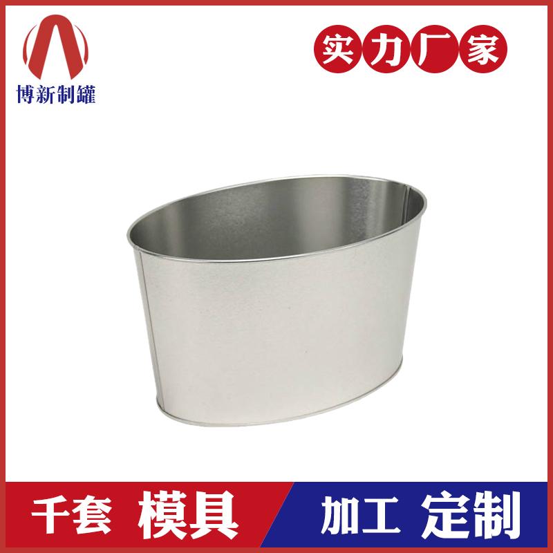 铁桶厂家-椭圆形马口铁桶