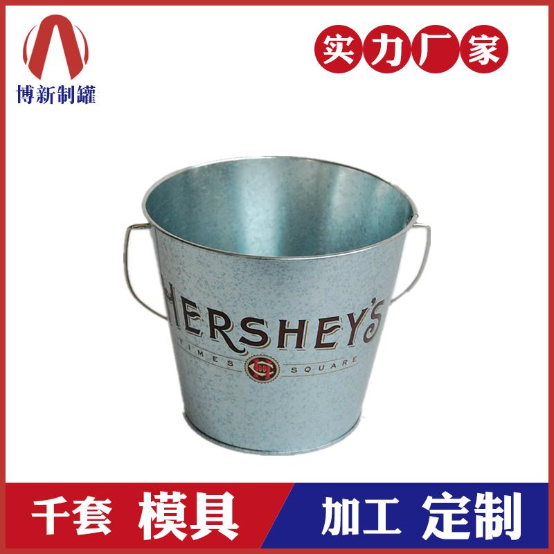 铁桶生产厂家-手提马口铁桶定制