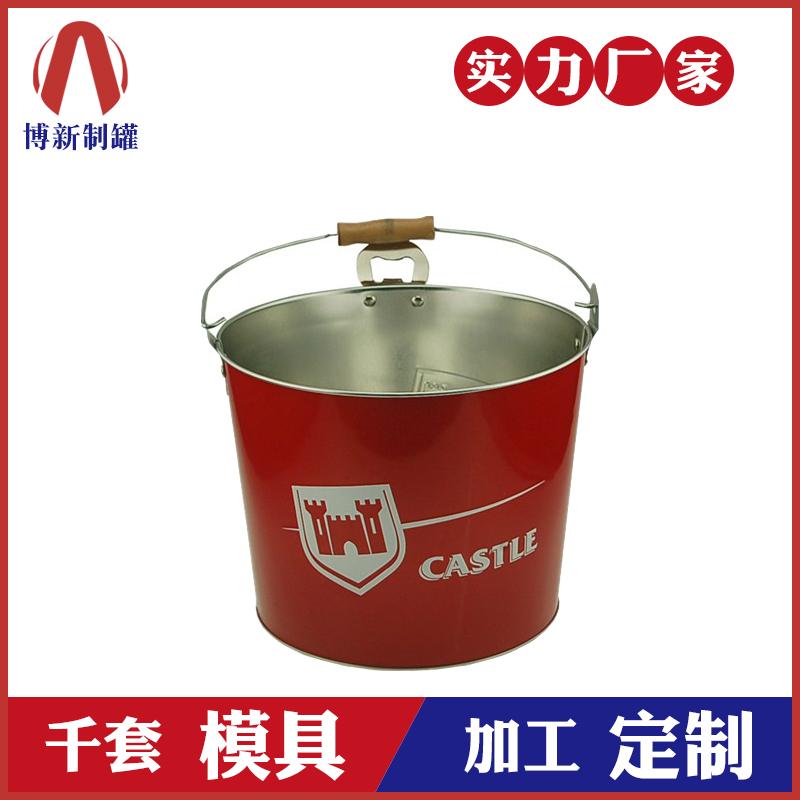 红酒冰桶-马口铁桶定制