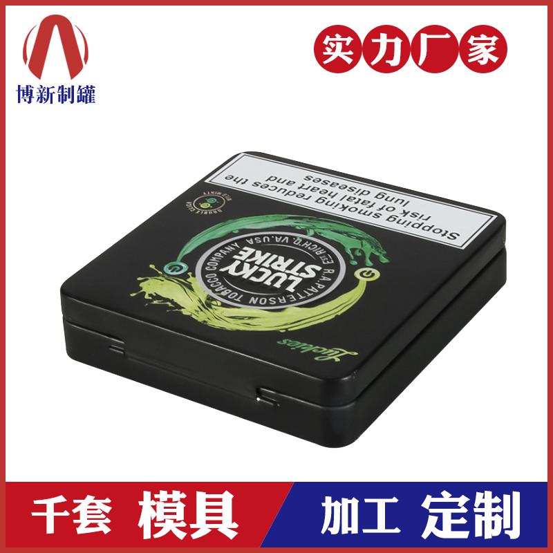 正方形铁盒-CD铁盒包装
