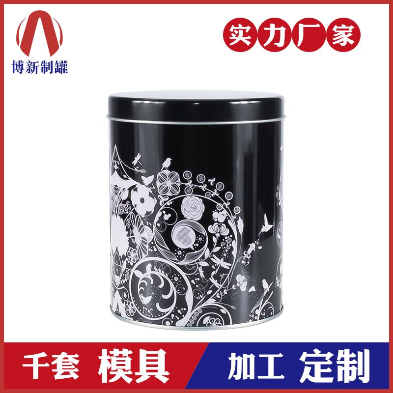巧克力铁罐定制-圆形糖果包装铁罐