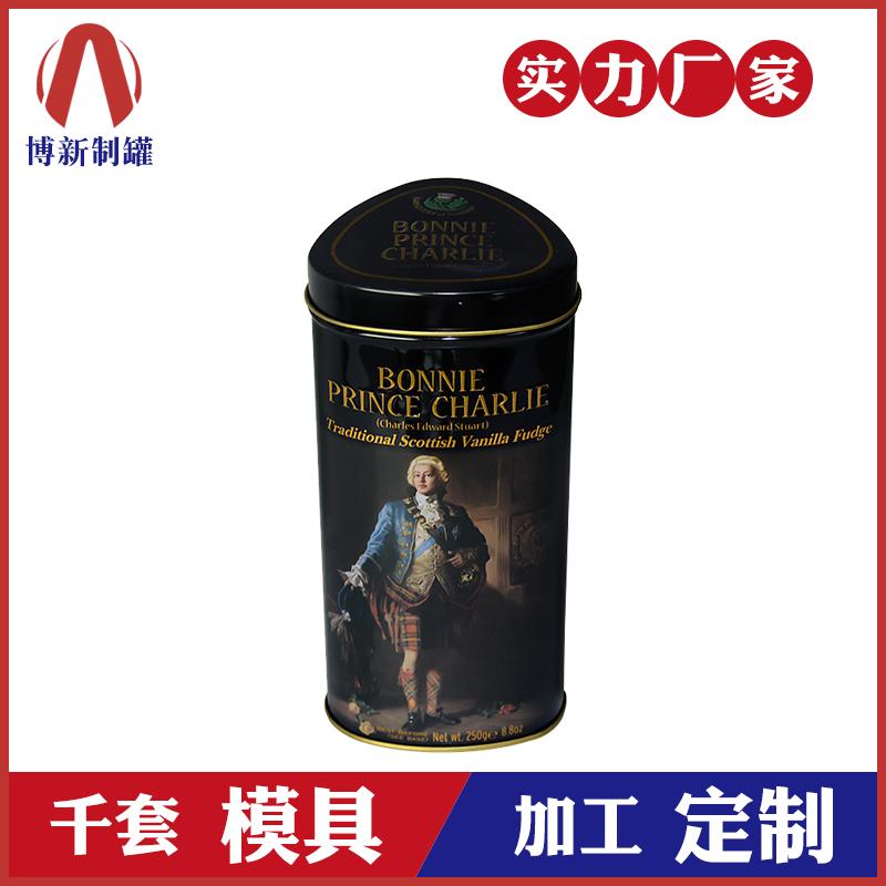 食品铁罐包装-三角柱巧克力铁罐