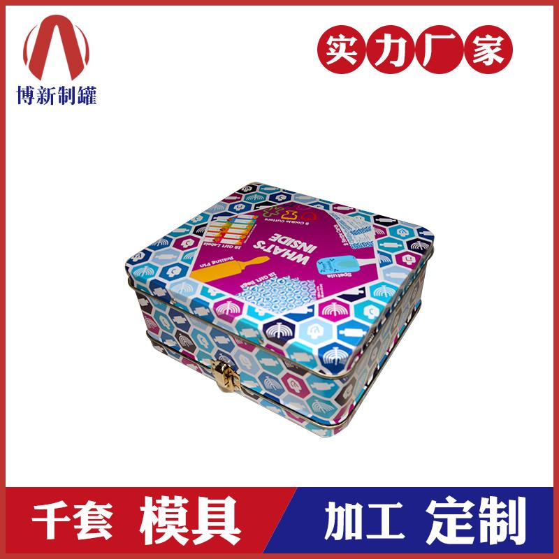 午餐盒定制-马口铁午餐盒