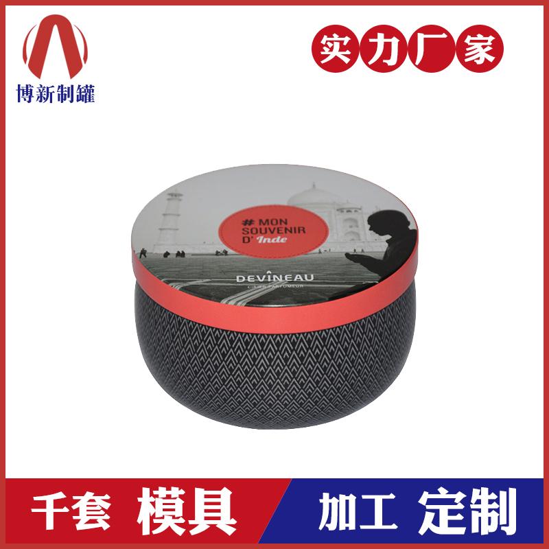 马口铁储蓄罐-圆形马口铁蜡烛罐