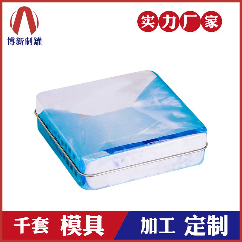小铁盒包装-糖果包装铁盒