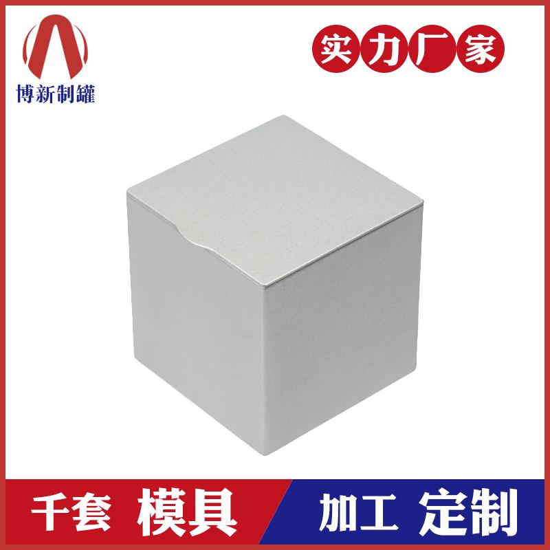 正方形铁盒-糖果铁盒包装