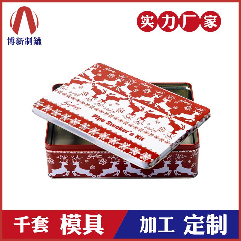方形食品铁盒-金属糖果盒