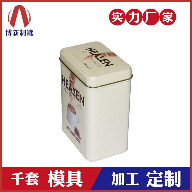 长方形铁盒-咖啡铁盒包装