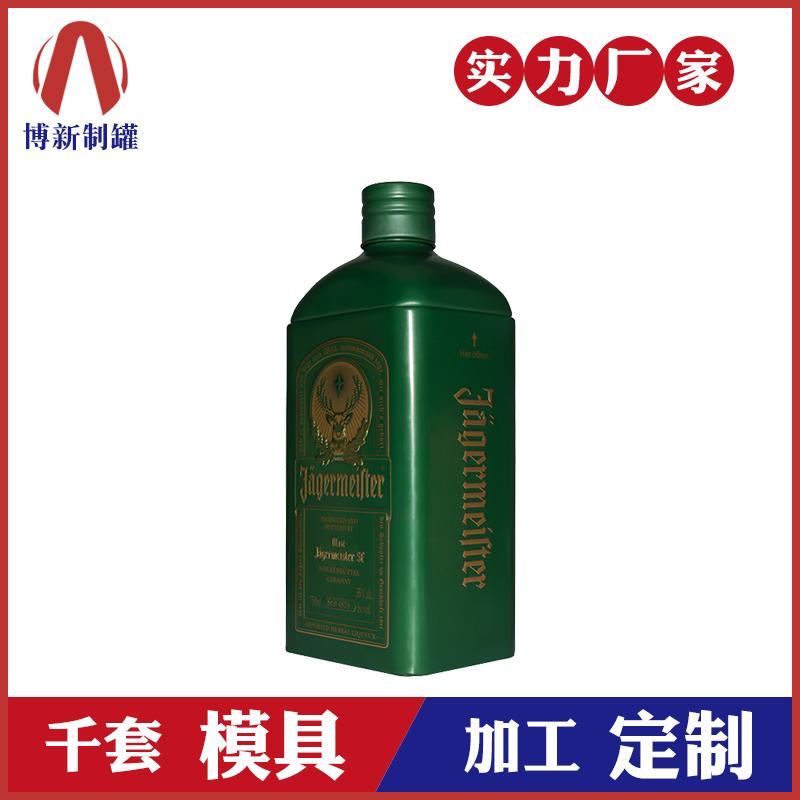 酒包装铁罐-定制酒包装铁盒