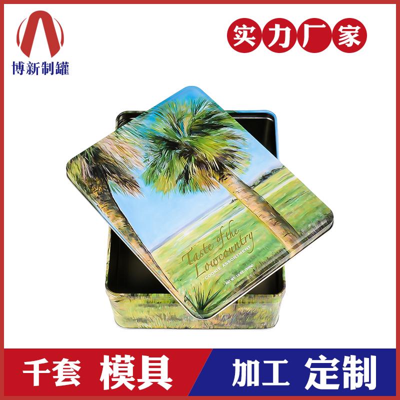 干果铁盒 -食品金属包装盒