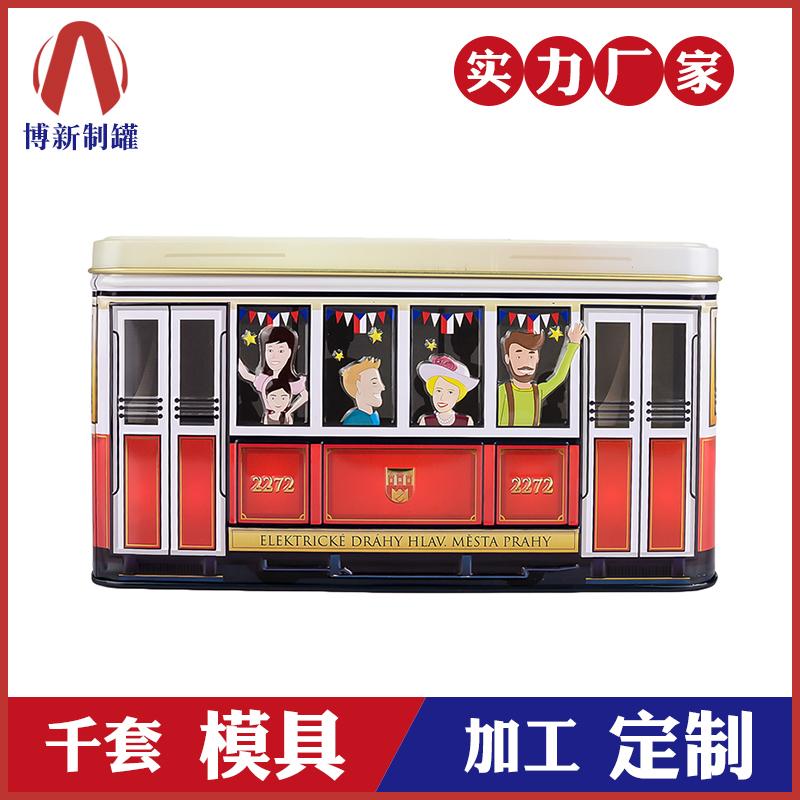 车形铁盒-游戏礼品马口铁盒
