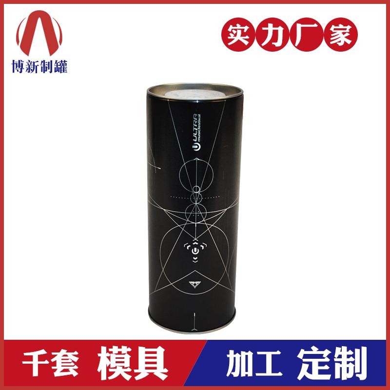 酒类包装-圆形马口铁酒罐