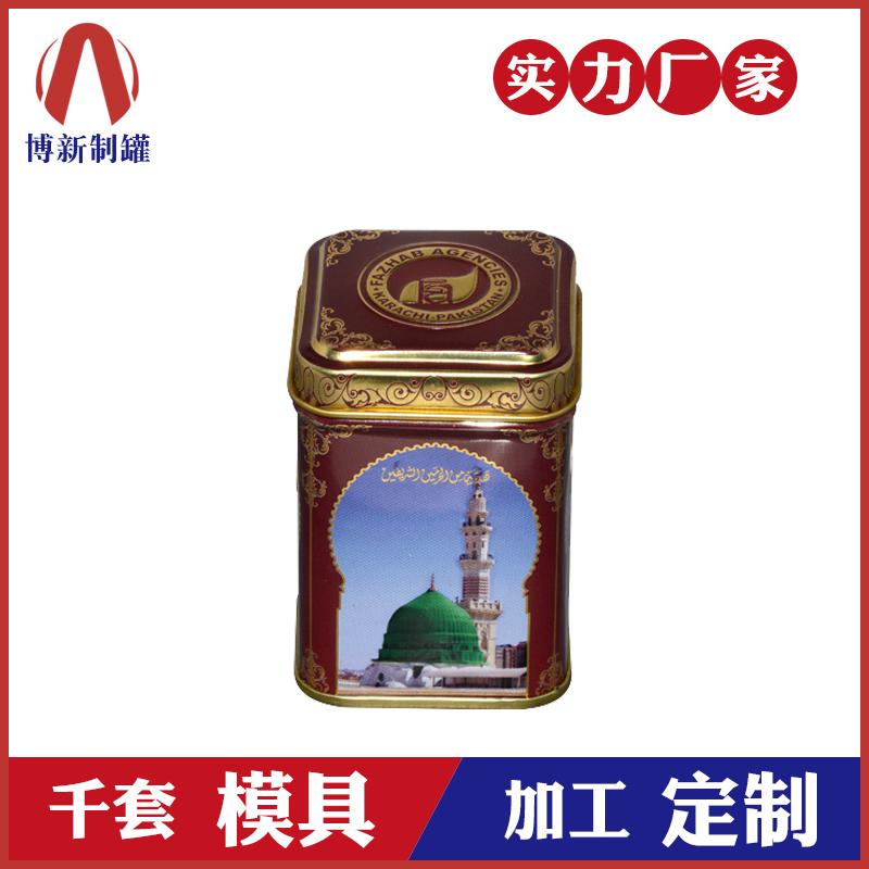 方形食品铁罐-马口铁咖啡罐