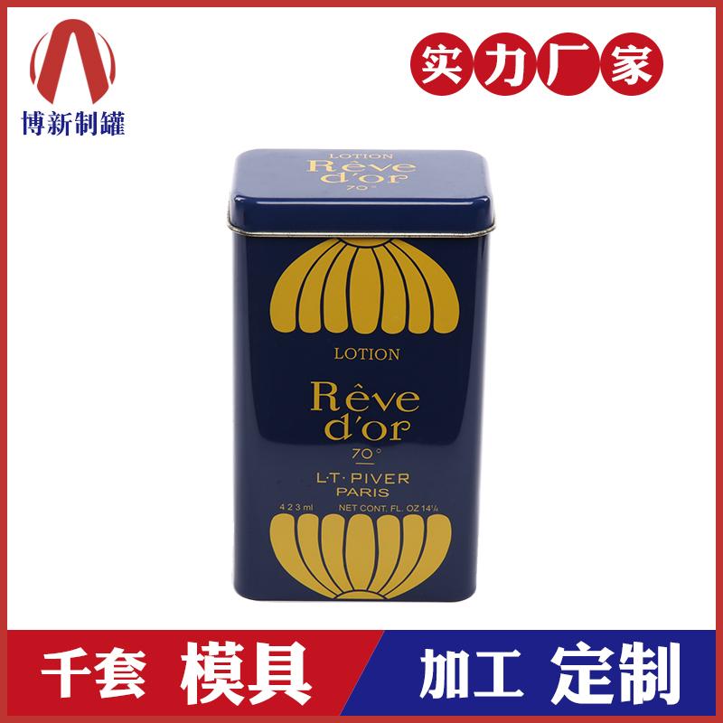 定制包装铁盒-方形马口铁罐