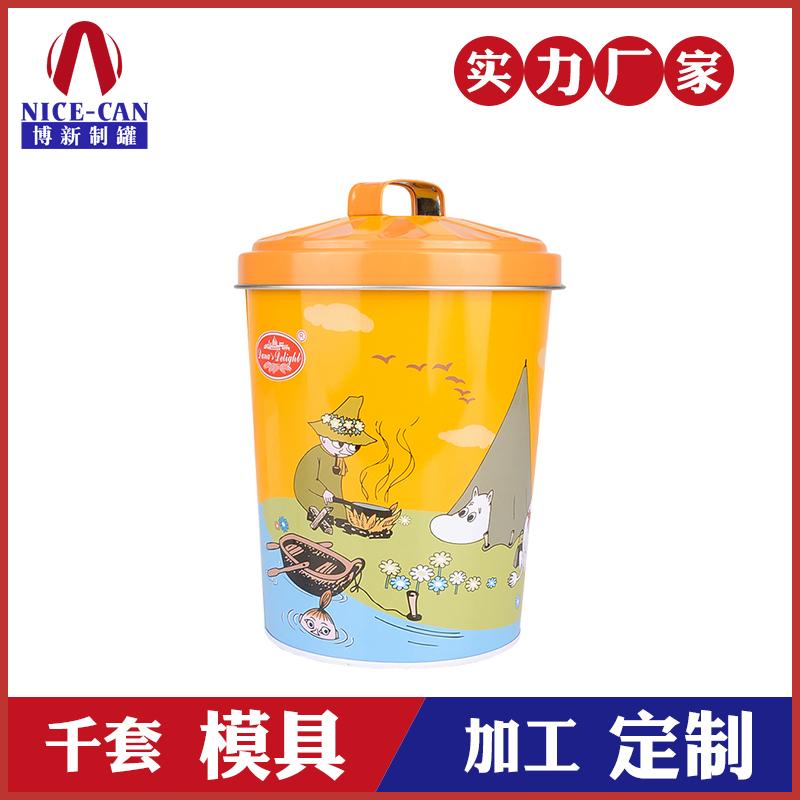 马口铁饼干桶-金属食品盒