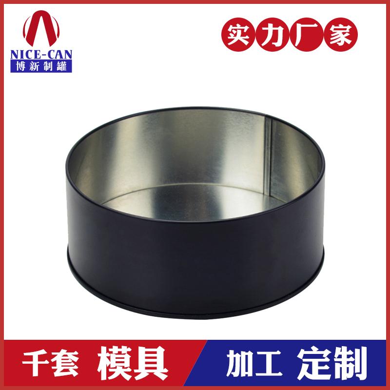 圆形茶叶铁盒-通用铁盒