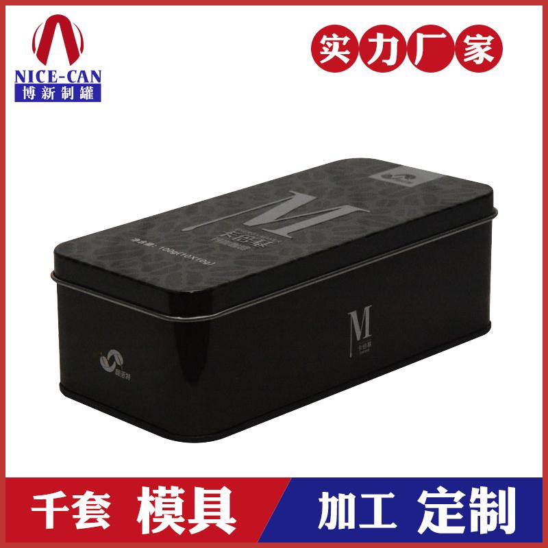 玛咖咖啡铁盒包装-咖啡金属包装盒