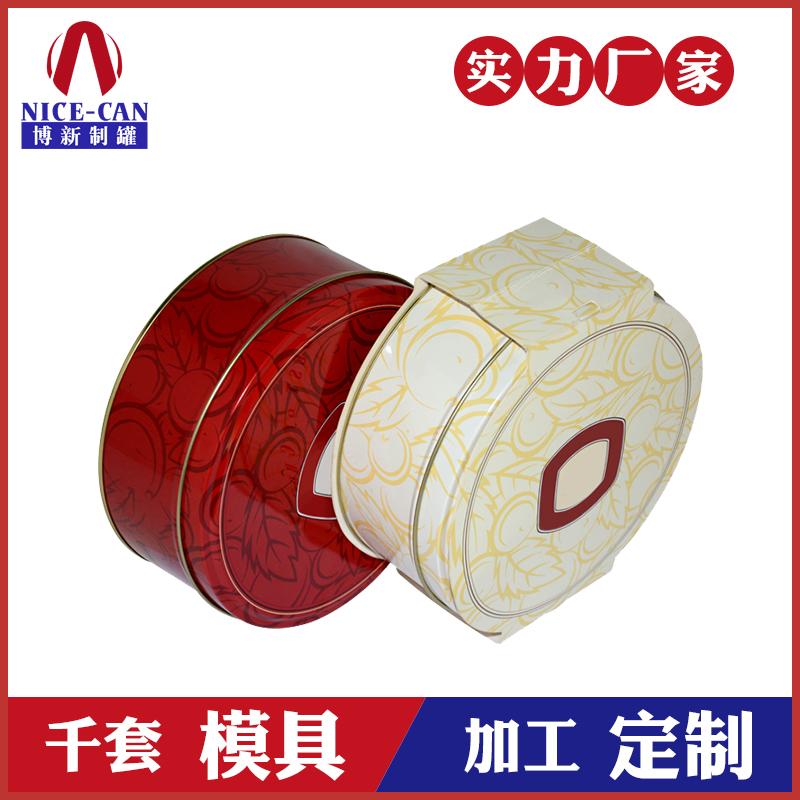 糖果铁盒包装-马口铁糖果礼品包装