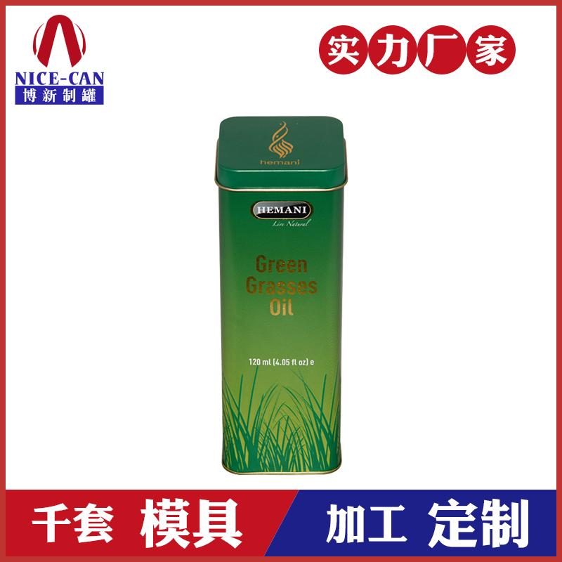 方形马口铁罐-铁皮食品包装盒定制