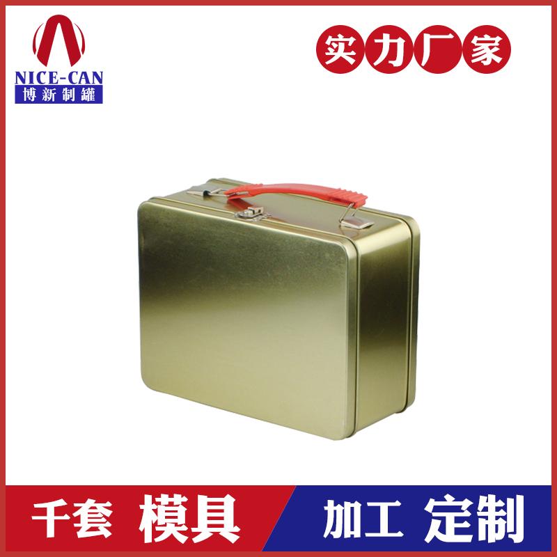 马口铁午餐盒-方形午餐盒包装