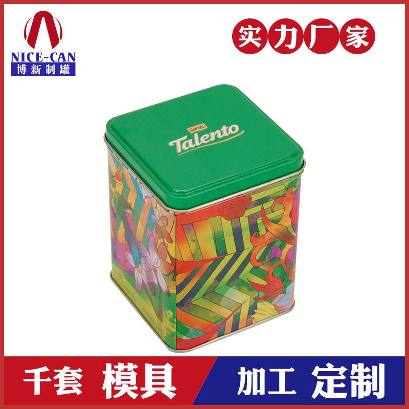 食品包装铁罐-巧克力铁盒定制