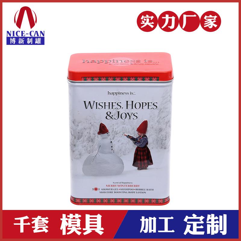 马口铁礼品铁盒- 糖果巧克力铁盒包装