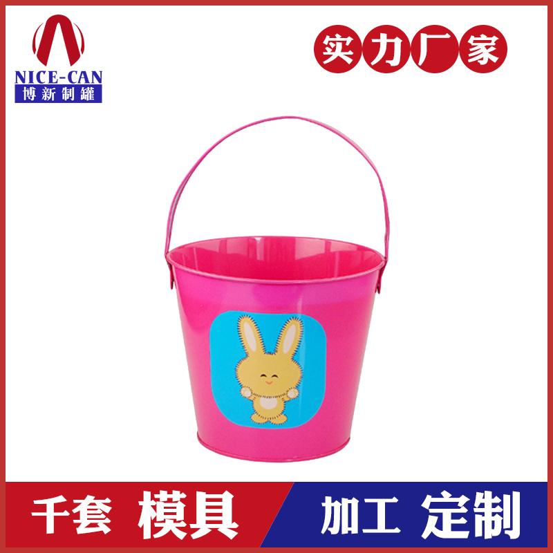 红酒冰桶-迷你小铁桶 马口铁