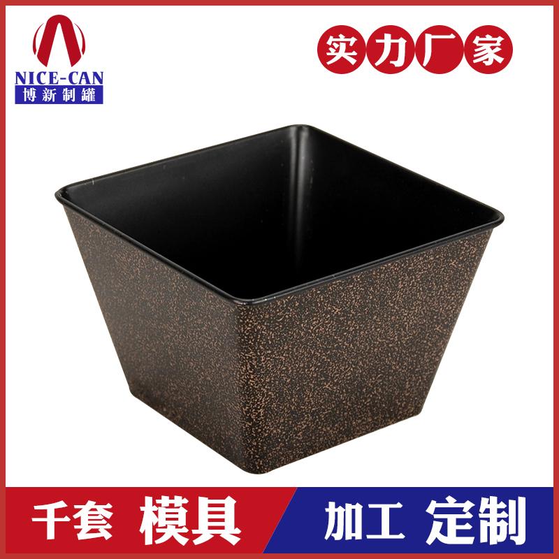 马口铁冰桶定制-敞口马口铁冰桶