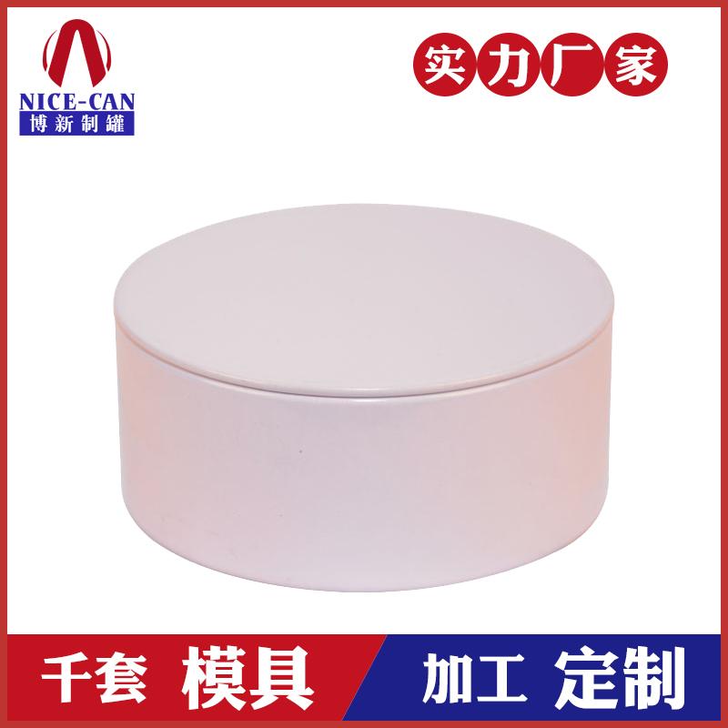 定制食品铁盒-圆形糖果金属盒