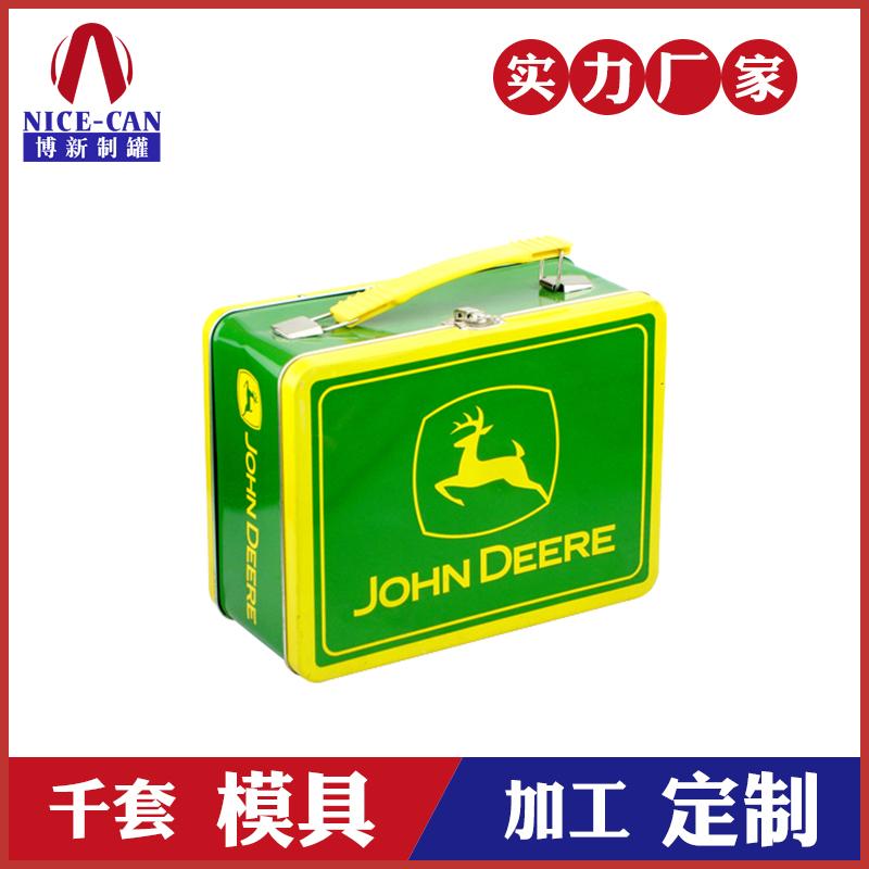 饼干铁盒包装-手提马口铁盒