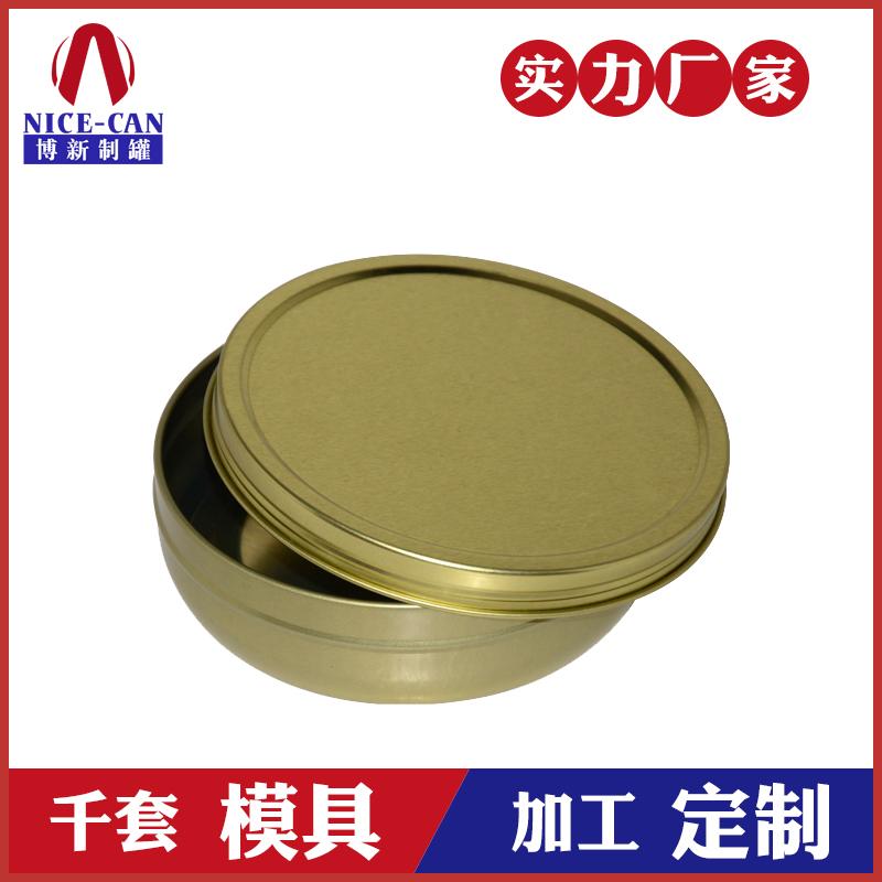 食品金属盒-鱼子酱包装铁盒