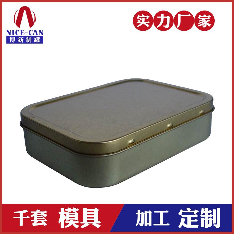 方形铁盒定制-马口铁糖果铁盒包装