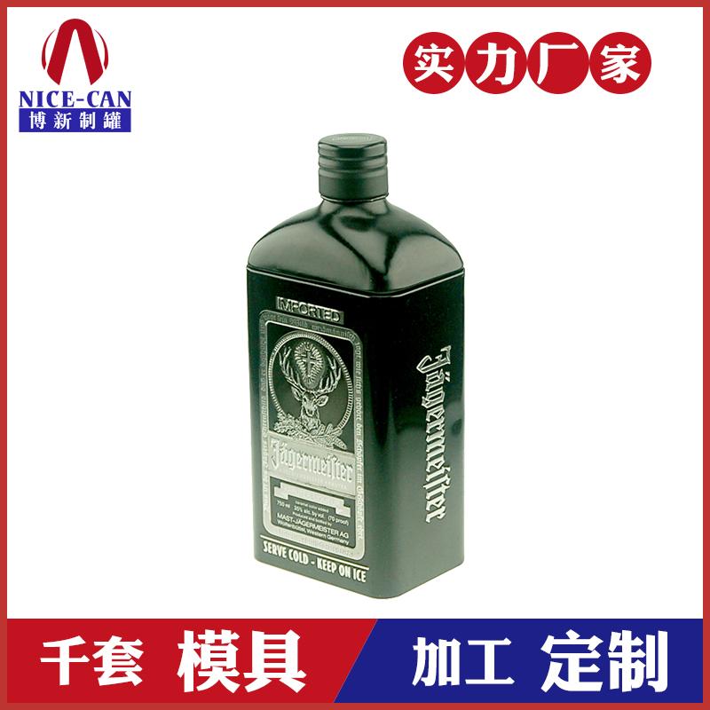 马口铁白酒包装-高档酒罐铁盒