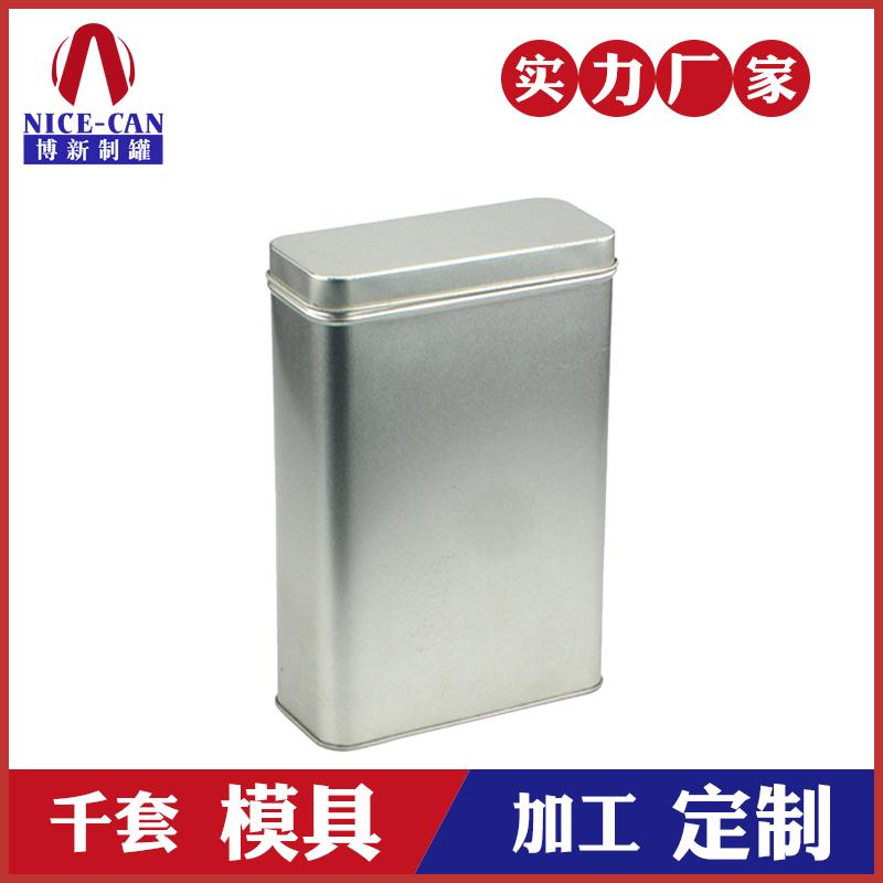 马口铁盒定制-方形食品铁盒