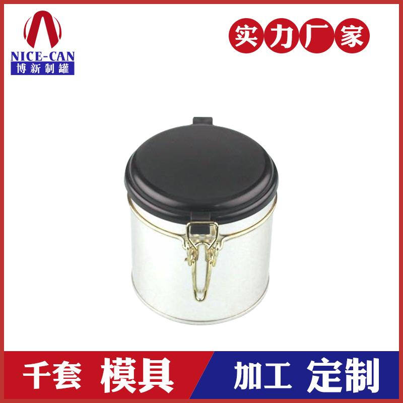 食品密封罐-圆形马口铁罐定制