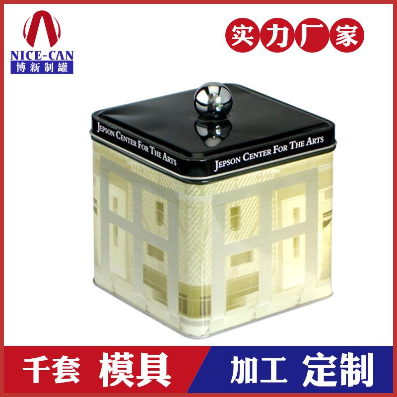 方形铁罐-马口铁食品铁罐