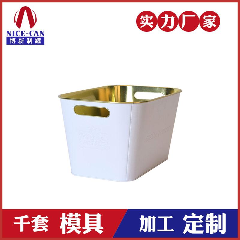 马口铁方形冰桶-马口铁冰桶定制厂家