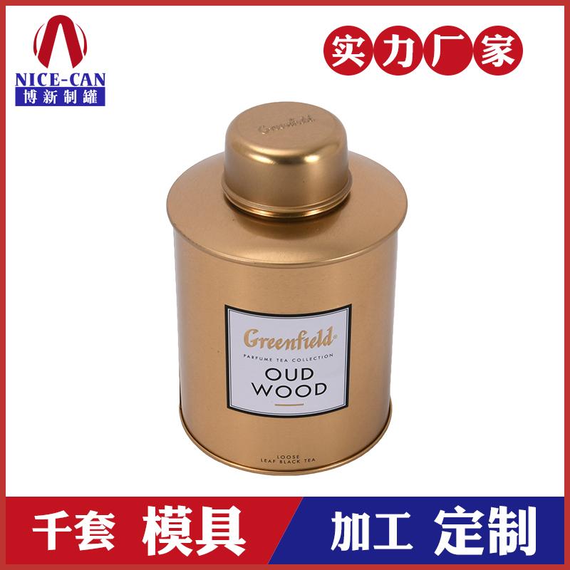 茶叶包装铁罐-马口铁茶叶罐厂家