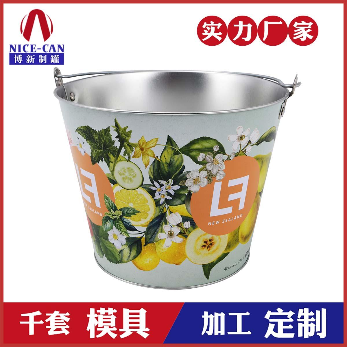 镀锡铁冰桶-定制马口铁冰桶