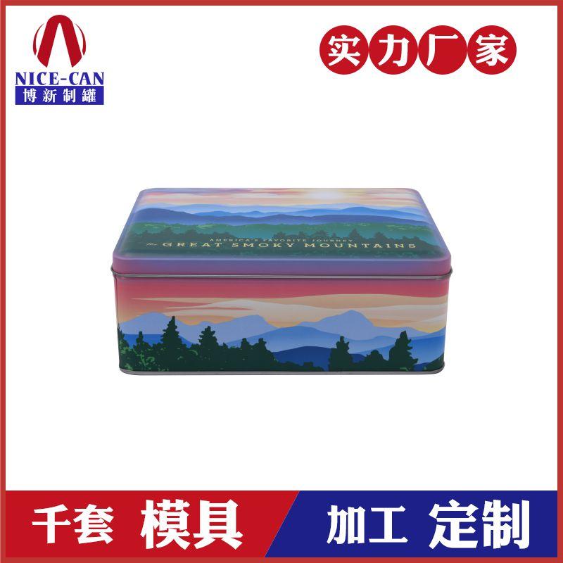 马口铁礼品包装盒-礼品铁盒生产厂家